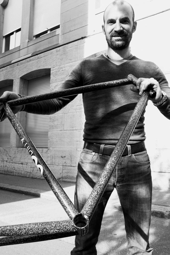 Nino Jäger von Gorilla Urban Cycling