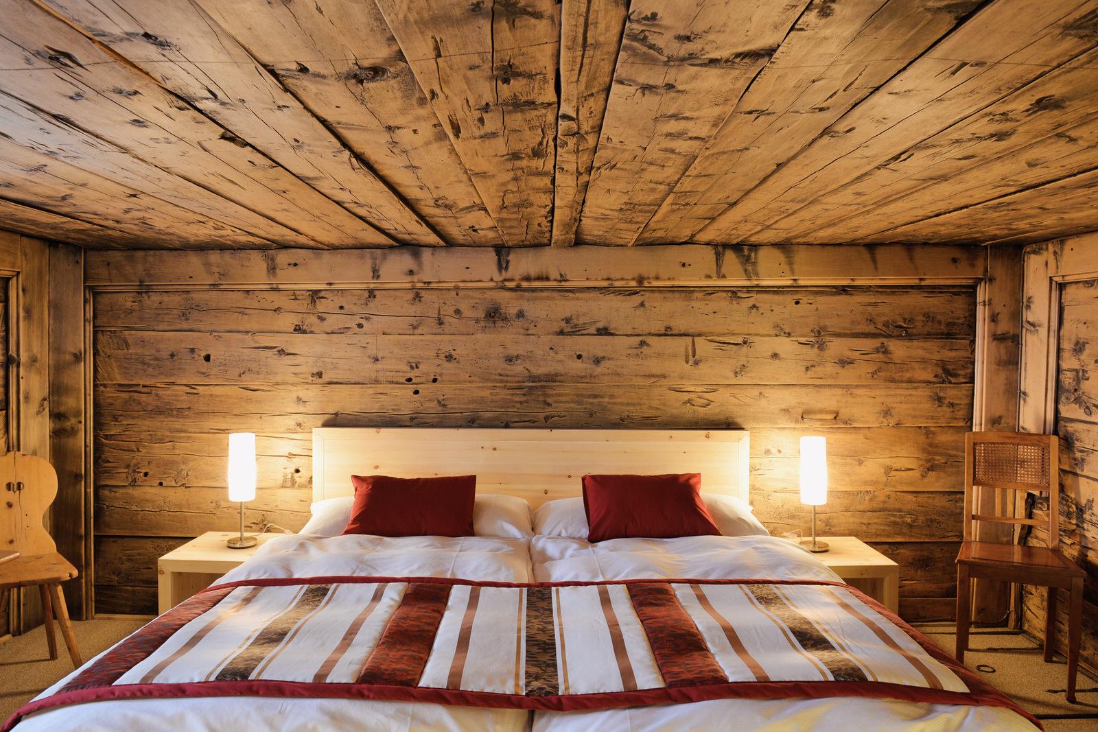 Chambra - die Schlafkammer.