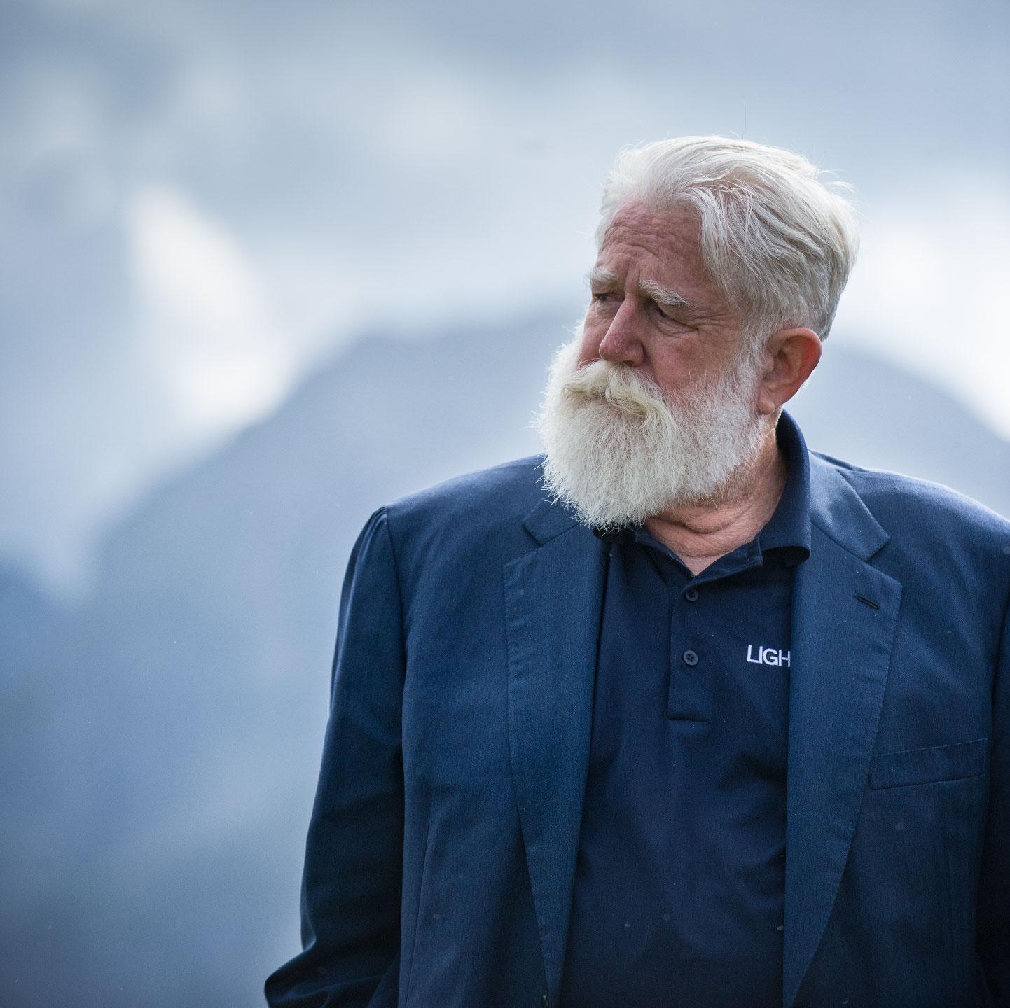 James Turrell Portrait Lech